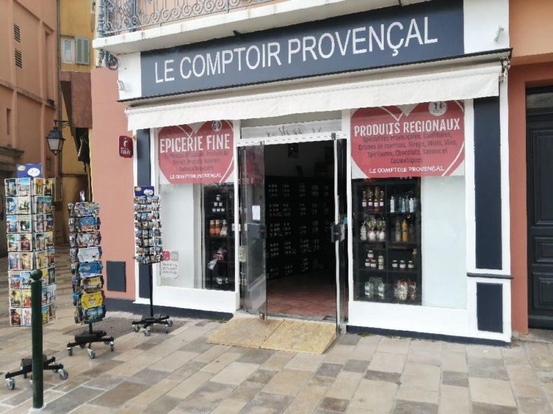 Le COMPTOIR PROVENCAL